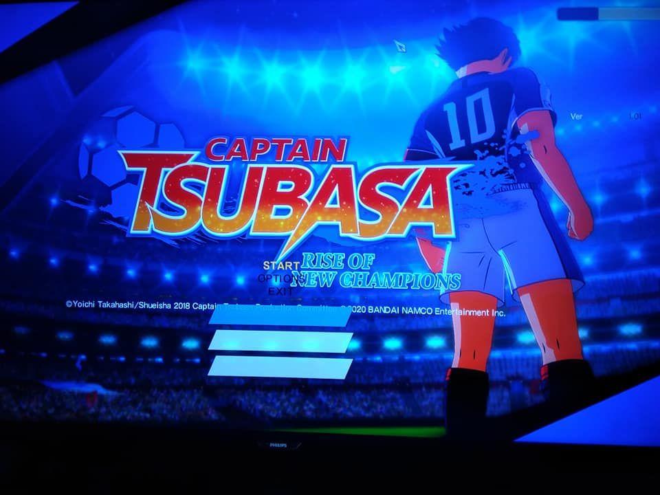 captain tsubasa problemi pc