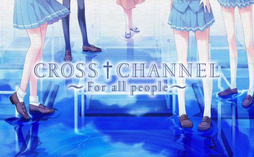 Cross Channel: For All People