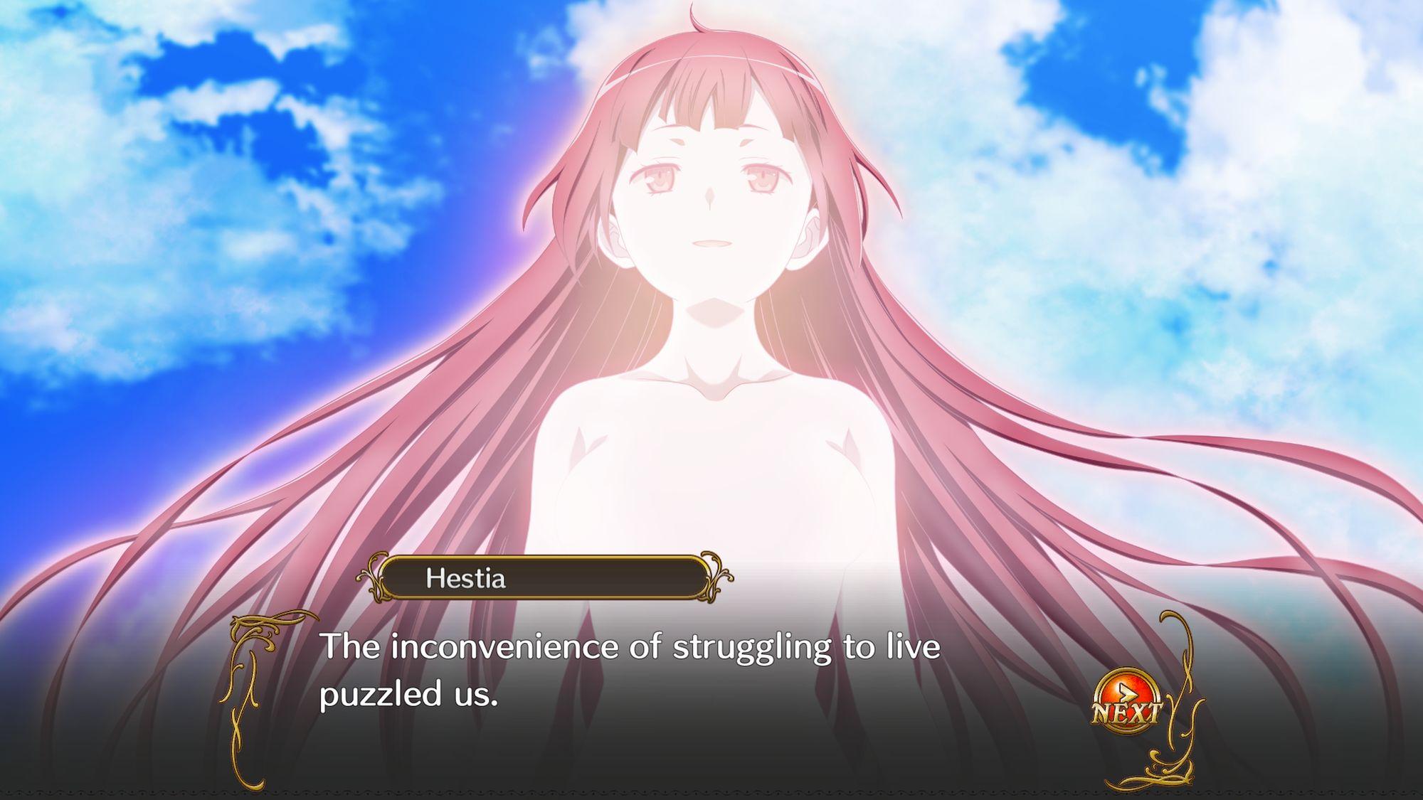 Hestia, luce divina - DanMachi: Infinite Combate - Recensione