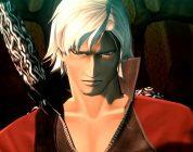 Dante di Devil May Cry in Shin Megami Tensei III: Nocturne HD Remaster