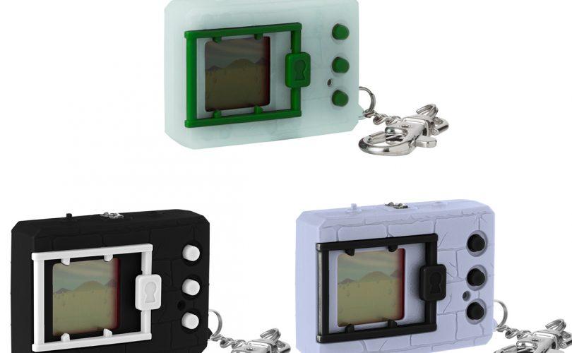 Digimon: sette nuovi Virtual Pet verranno rilasciati a ottobre