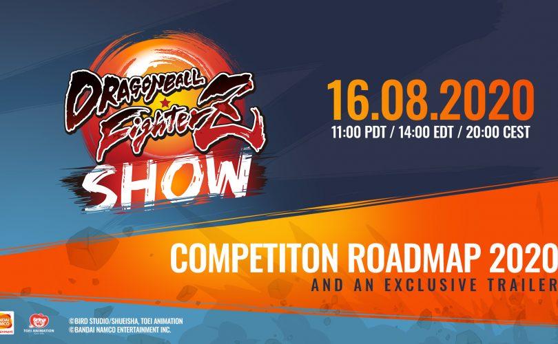 Il DRAGON BALL FighterZ Show si terrà il 16 agosto