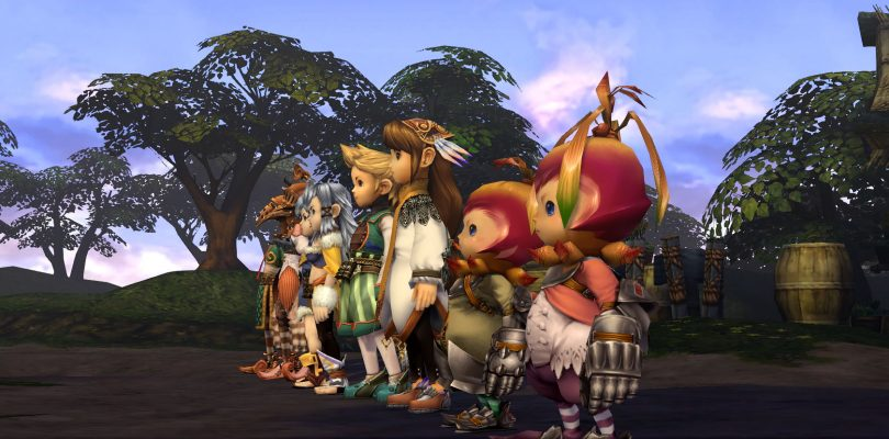 FINAL FANTASY CRYSTAL CHRONICLES Remastered Edition - Anteprima