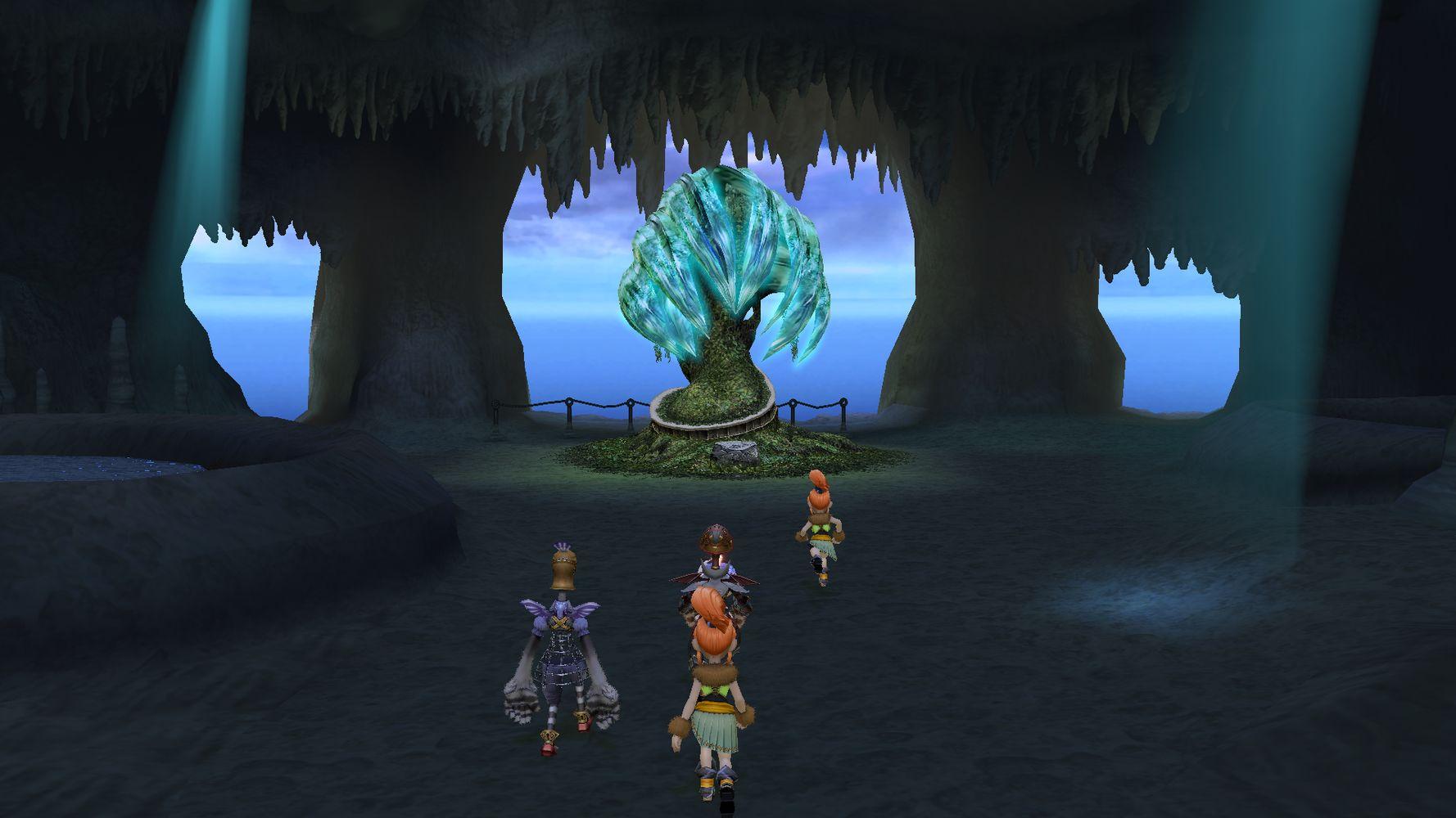 Un gruppo di avventurieri si prepara a raccogliere la Mirra