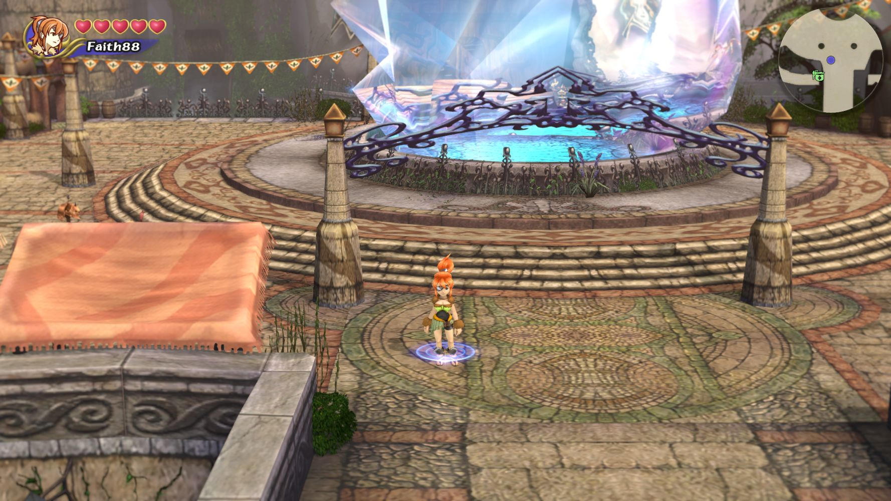 Il nostro avatar in FINAL FANTASY CRYSTAL CHRONICLES Remastered Edition