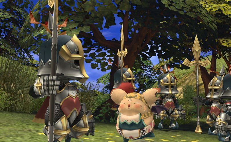 Il coloratissimo universo di FINAL FANTASY CRYSTAL CHRONICLES Remastered Edition