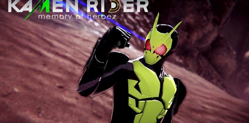 Kamen Rider Zero-One in Kamen Rider: Memory of Heroez