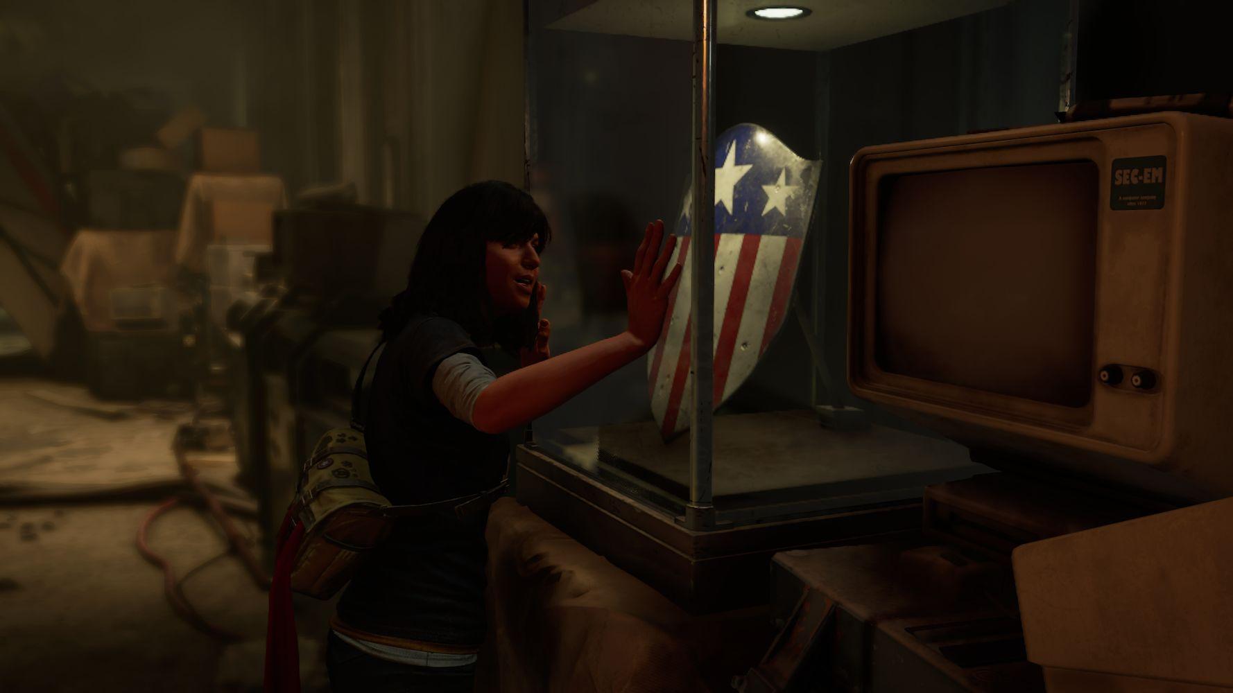 Kamala Khan in Marvel's Avengers