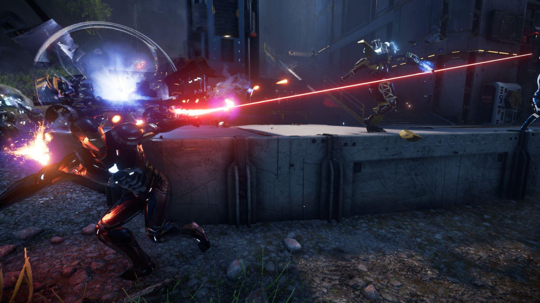 Iron Man contro la milizia AIM