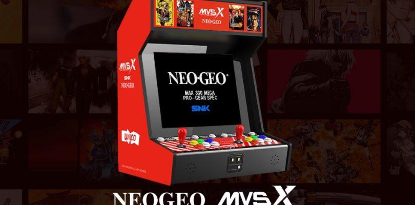 MVSX Home Arcade