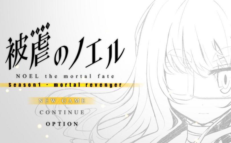 Noel The Mortal Fate: la versione console arriverà nel 2020