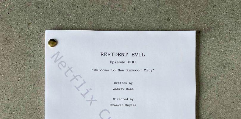RESIDENT EVIL: prime informazioni per la serie Netflix