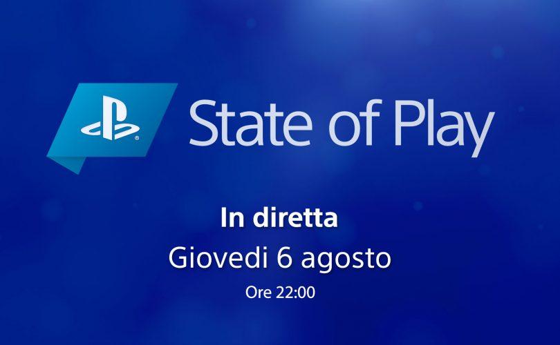 PlayStation: un nuovo State of Play fissato per il 6 agosto