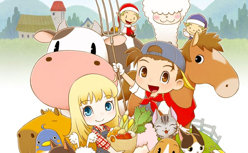 STORY OF SEASONS: Friends of Mineral Town - Recensione