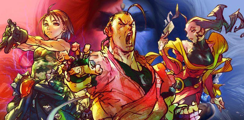 STREET FIGHTER V: annunciati 5 nuovi personaggi