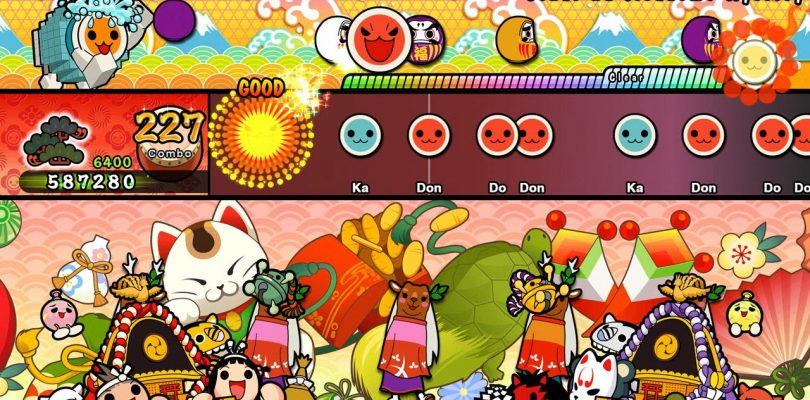 TAIKO NO TATSUJIN: RHYTHMIC ADVENTURE PACK riceve due nuovi trailer