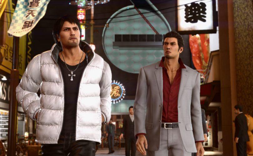 Daigo e Kiryu