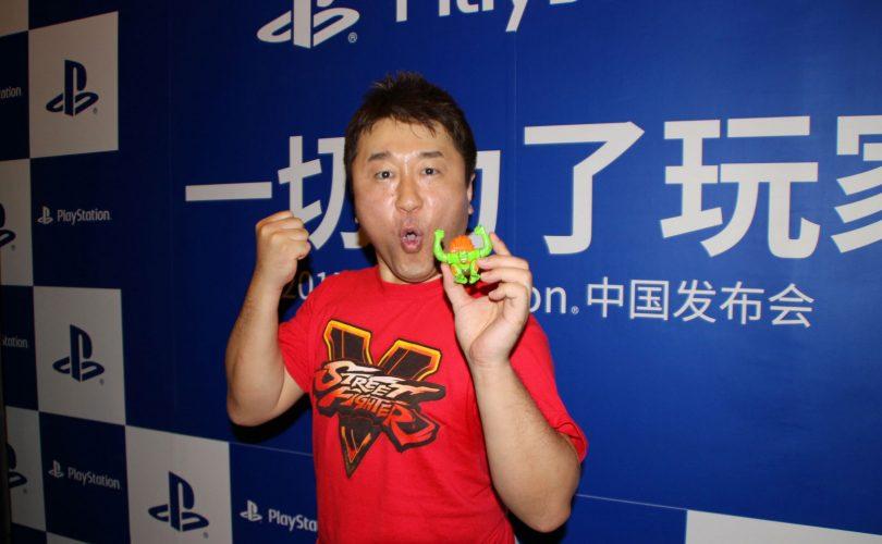 STREET FIGHTER: il producer Yoshinori Ono lascia Capcom dopo 30 anni