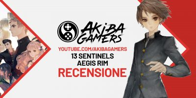 VIDEO Recensione – 13 Sentinels: Aegis Rim