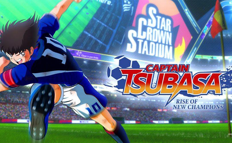Captain Tsubasa: vinci la maglia della nazionale di Rise of New Champions