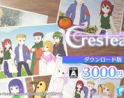 Il fantasy RPG Cresteaju arriverà in Giappone la prossima settimana su Switch