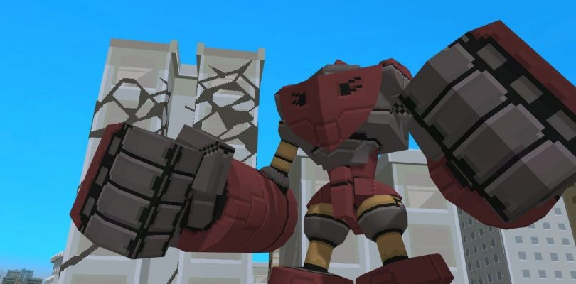 Demolition Robots K.K. – Primo teaser trailer dal Tokyo Game Show 2020