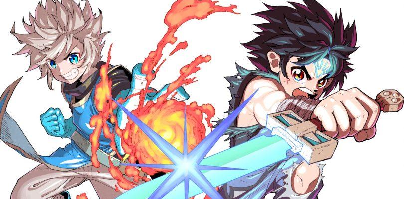 DRAGON QUEST: The Adventure of Dai Cross Blade