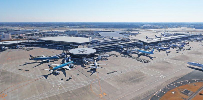 Giappone aeroporto Narita