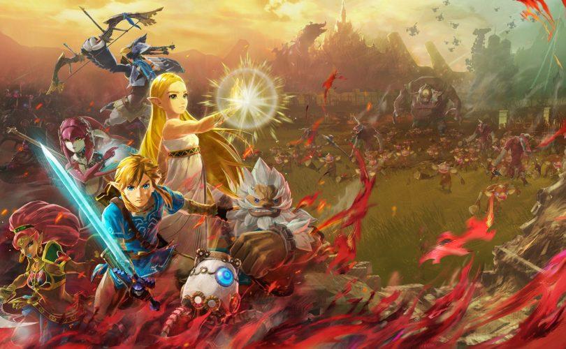 Hyrule Warriors: L'era della calamità annunciato per Nintendo Switch