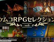 KEMCO RPG Selection Vol. 6 – La finestra di lancio giapponese