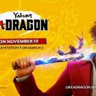 Yakuza: Like a Dragon arriverà su PlayStation 5 a marzo
