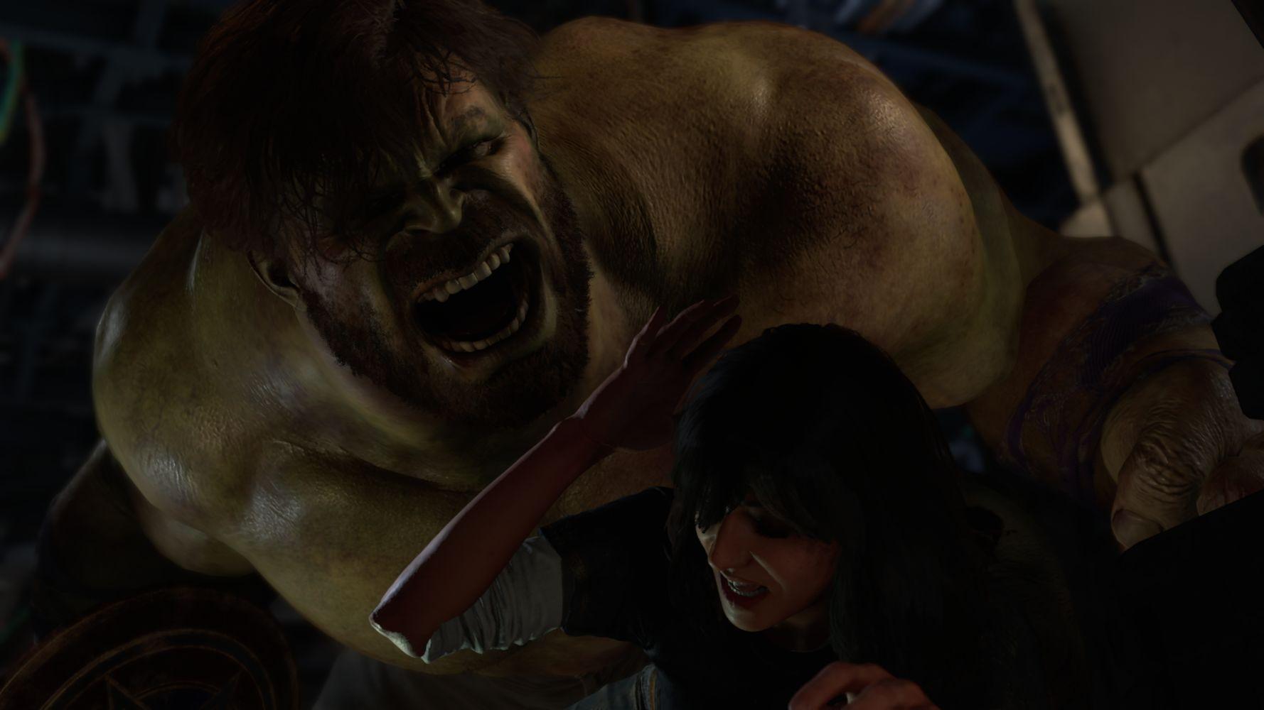 Mai fare arrabbiare Hulk