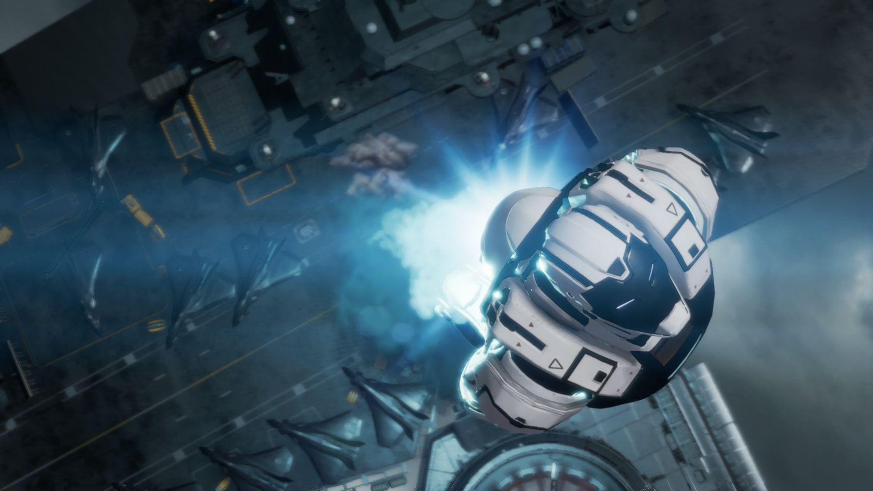 Iron Man si prepara per lo spazio