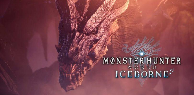 MONSTER HUNTER WORLD: ICEBORNE Title Update 5