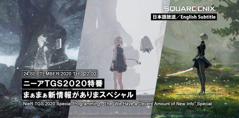 NieR Tokyo Game Show 2020