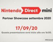 Nintendo Direct Mini: Partner Showcase annunciato per domani