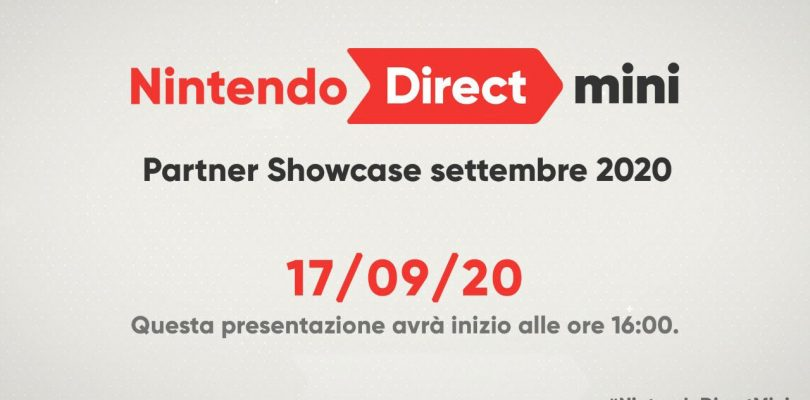 Nintendo Direct Mini: Partner Showcase annunciato per domani