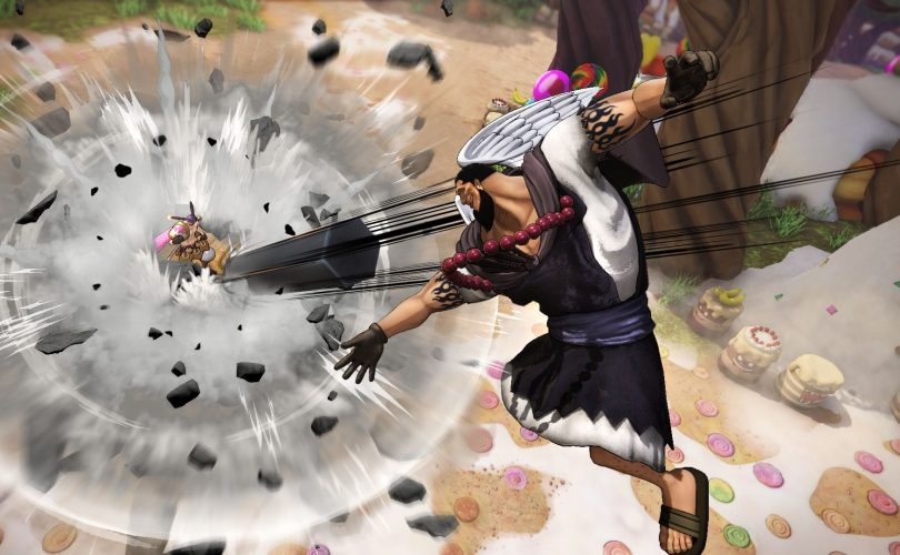 Urouge in ONE PIECE: PIRATE WARRIORS 4