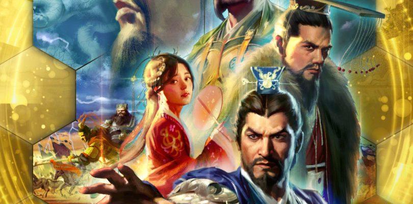 ROMANCE OF THE THREE KINGDOMS XIV arriva su Nintendo Switch