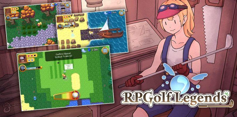 RPGolf Legends annunciato per console e PC