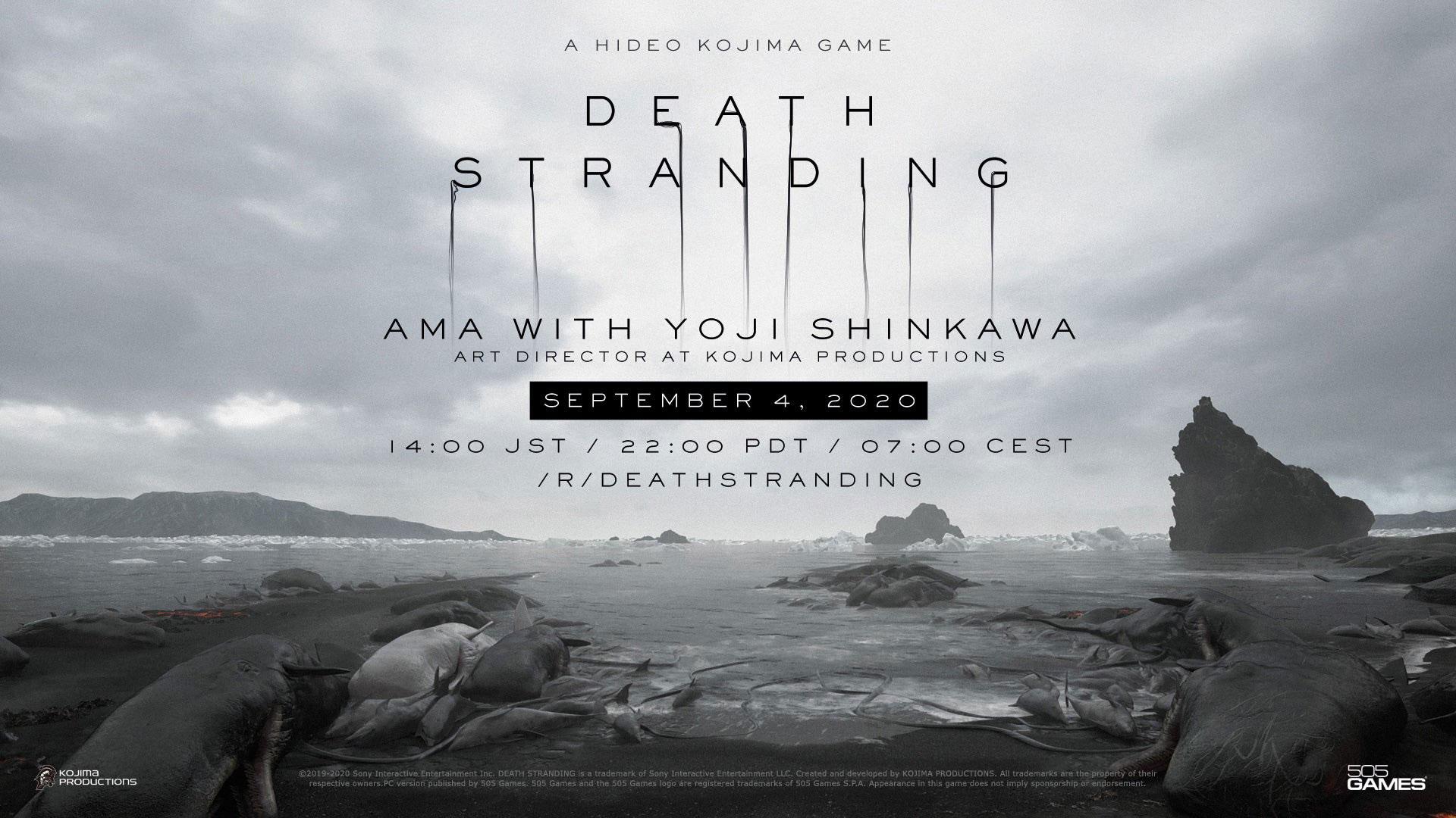 AMA Yoji Shinkawa