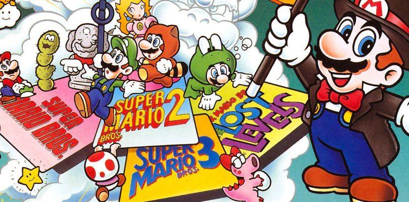 Super Mario All-Stars è disponibile da oggi su Nintendo Switch Online