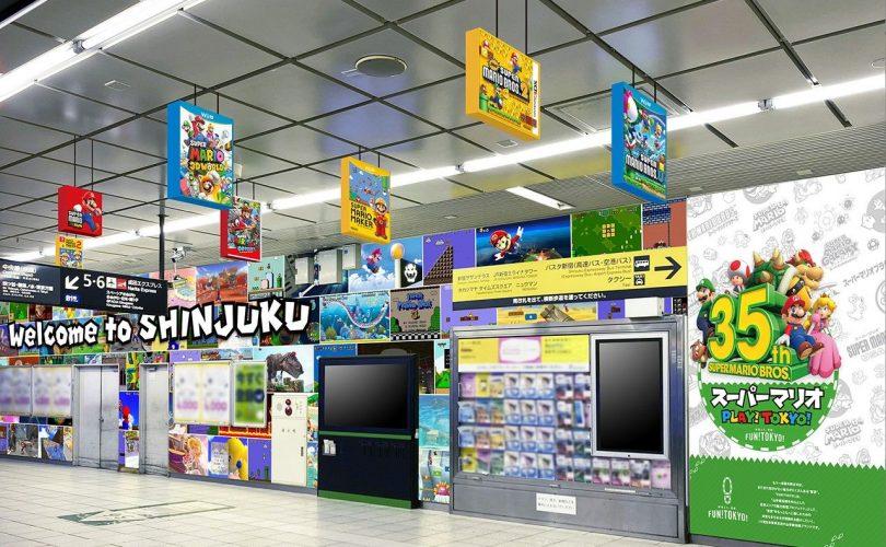 JR East x Super Mario