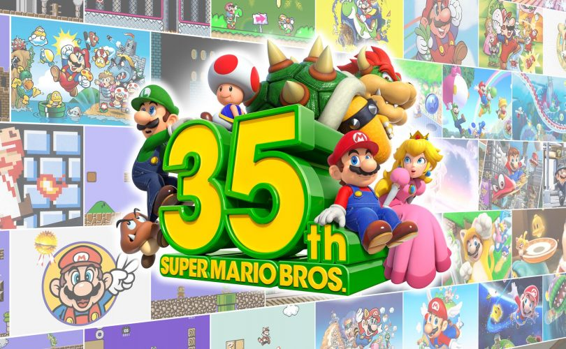 Super Mario Bros. 35th Anniversary Direct
