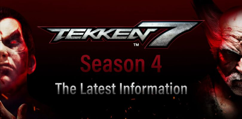 TEKKEN 7: un annuncio speciale programmato per sabato