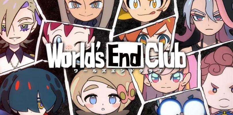 World's End Club: Kodaka, Uchikoshi e Umeda parlano dei cambiamenti