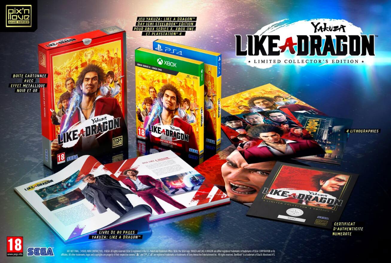 Yakuza: Like a Dragon - Collector's Edition