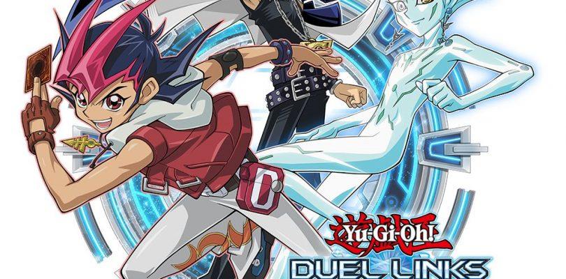 Yu-Gi-Oh! Duel Links accoglie ZEXAL