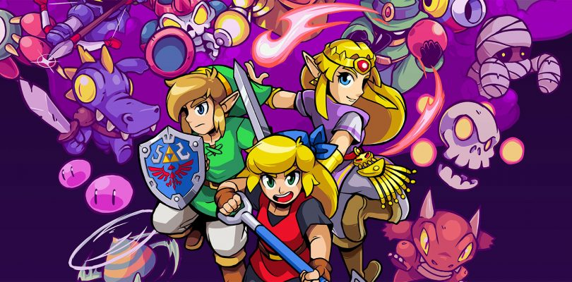 Cadence of Hyrule – Crypt of the NecroDancer Featuring The Legend of Zelda – Recensione