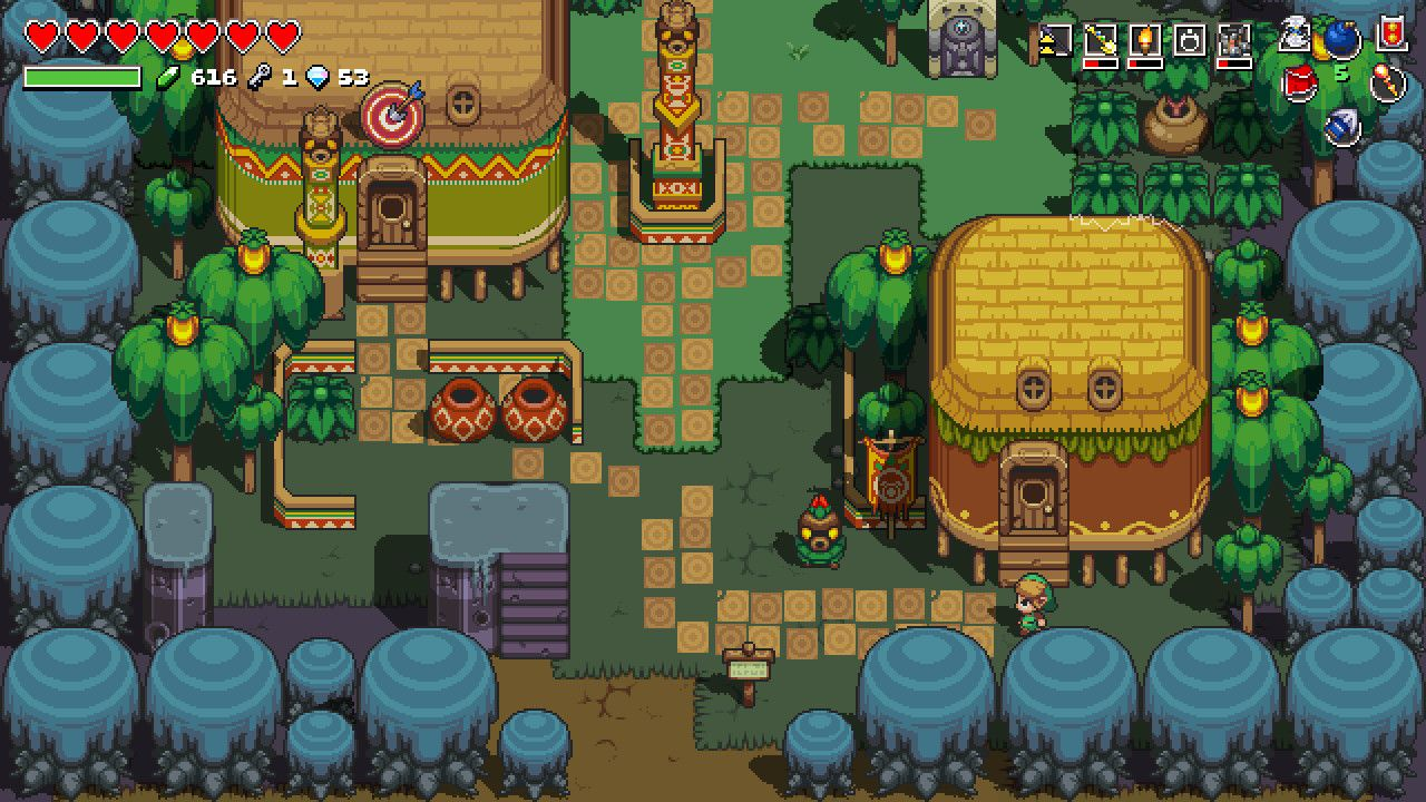 Cadence of Hyrule – Crypt of the NecroDancer Featuring The Legend of Zelda - Recensione